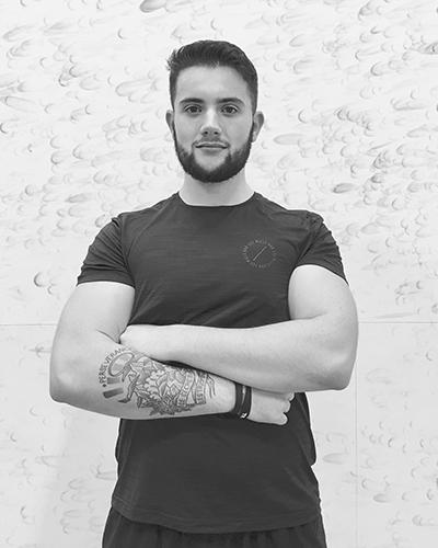 Paddy - coach fitness Rodez