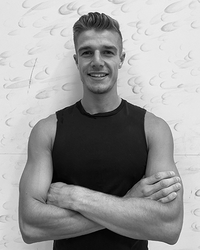 Kyliann - stagiaire coach fitness Rodez