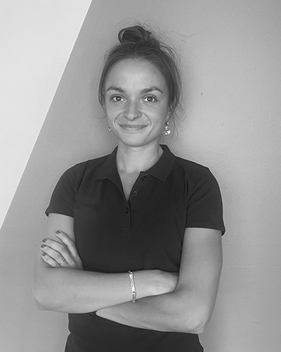 Justine - stagiaire coach fitness Rodez